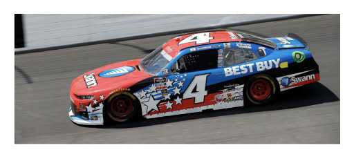Swann Security and Best Buy Rejoin Ryan Vargas and JD Motorsports at Texas Motor Speedway
