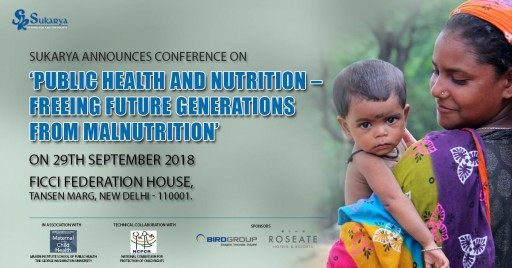 Sukarya's 1st Conference on Public Health & Nutrition: Freeing Future Generations From Malnutrition