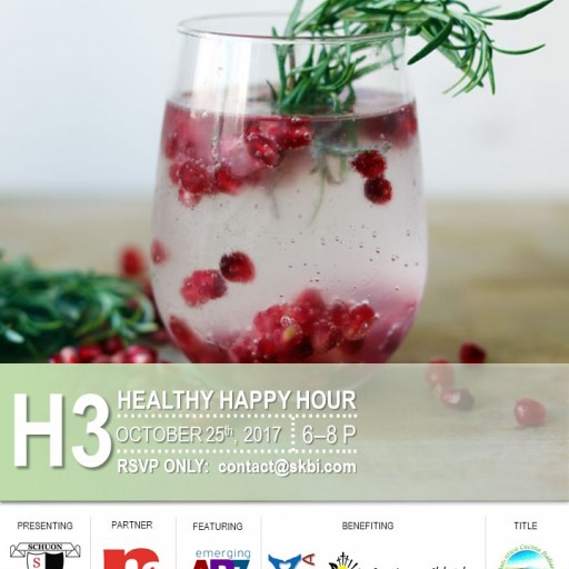 H3 : Healthy HAPPY HOUR