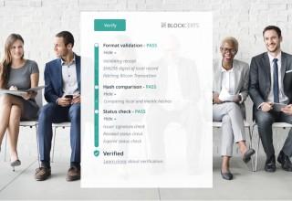 Blockcerts Verification