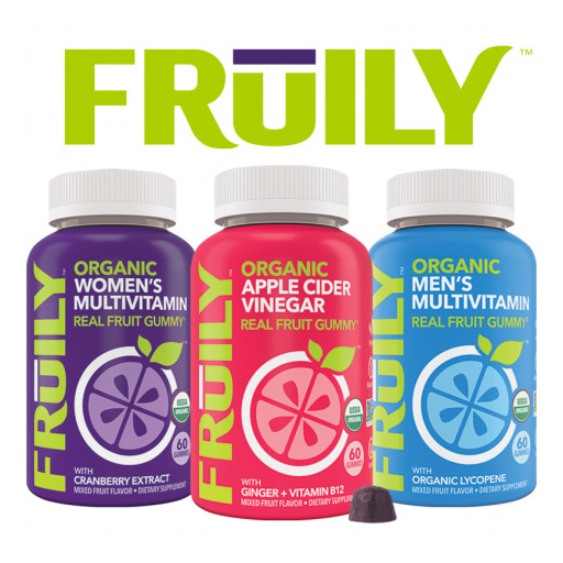 Growve Announces Successful Launch of Fruily™ Brand
