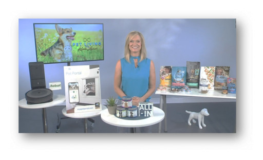 Pet Living Expert Kristen Levine Shares Advice on National Pet Month With TipsOnTV
