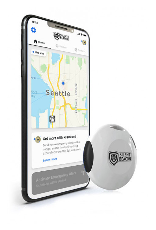 New Silent Beacon App Provides Advanced Personal Safety Solutions