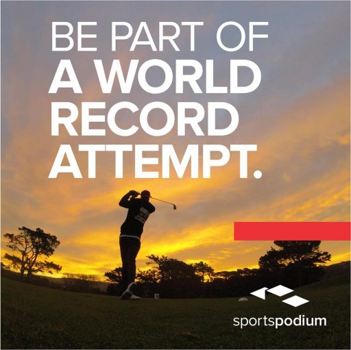 Golfers Across the Globe Are Invited to Break a World Record