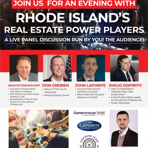 Nexus Property Management to Host 'Rhode Island's Real Estate Power Players' Conference