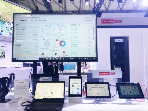 Lenovo Connect Showcases a One-Stop UEM Platform, ThinkUEM on MWC19