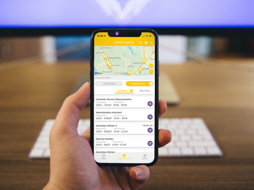 Star Staffing Launches Mobile App to Meet Unique Demands in Recruitment