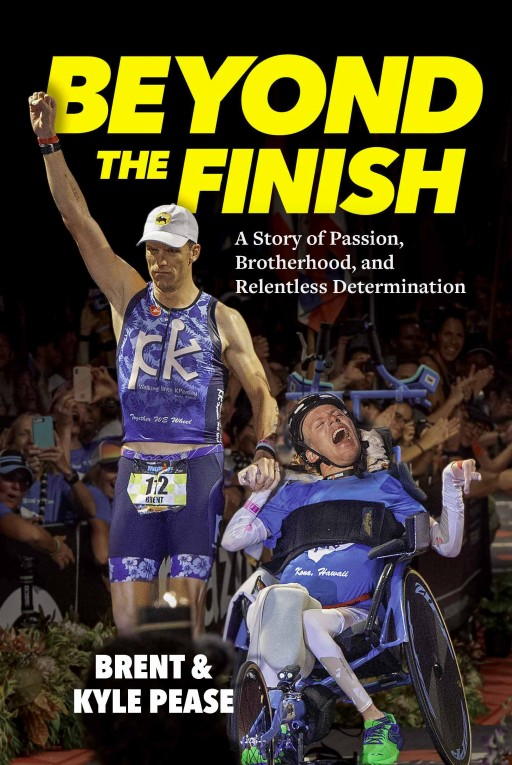 Advocates for Inclusion, IRONMAN Competitors Release Captivating Memoir 'Beyond the Finish'
