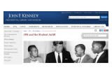 Kenya Students and President Kennedy