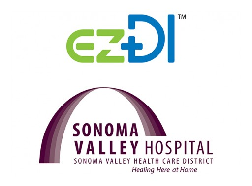 ezDI Selected by Sonoma Valley Hospital to Implement Integrated Computer-Assisted Coding (ezCAC), ezEncoder and Coding Compliance and Analytics Tools
