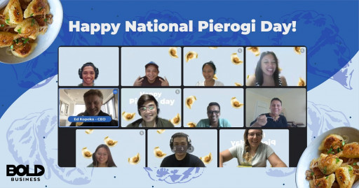 Bold Business Celebrates Cultural Diversity on National Pierogi Day