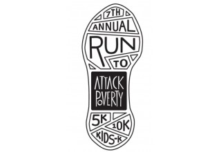Run to Attack Poverty
