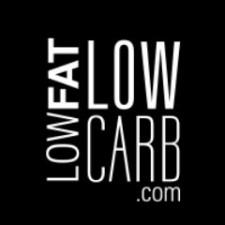 Low Fat Low Carb Logo