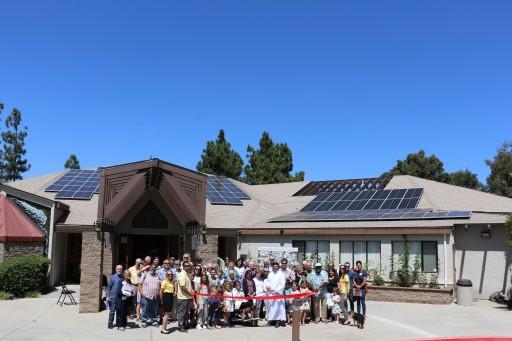 Good Samaritan Episcopal Church Joins the Solar Energy Revolution