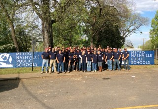 Team Members at Rio Grande Fence Co. of Nashville
