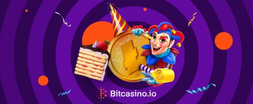 Bitcasino Celebrates Company's 6th Birthday Bash With Spectacular Crypto Giveaway