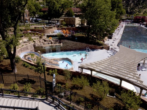 Glenwood Hot Springs Resort Working with Health Officials to Address Reports of Illness