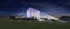 Proposed Iwo Jima Monument for Camp Pendleton