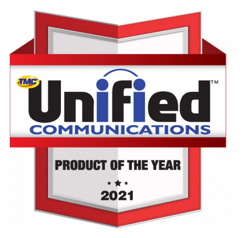 BCM One Receives 2021 Unified Communications Product of the Year Award