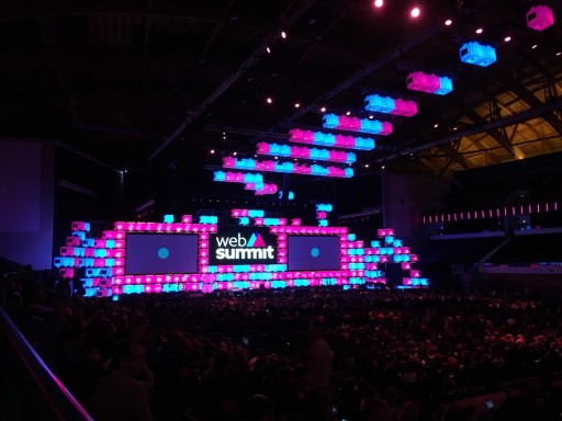 Fairwai Participated in the Alpha Startup Track at Web Summit 2018 in Lisbon, Portugal