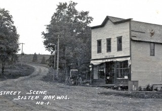 The Mrs. W. Bunda Store - early 1900s