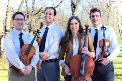 Kontras Quartet in Concert at Elmhurst College