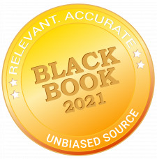 2021 Black Book Research Seal