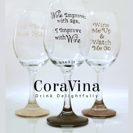 "CoraVina Introduces, ""The Wine Time Collection"""