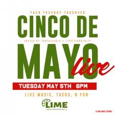Cinco De Mayo Live with Lipstickroyalty & ThatDjChris