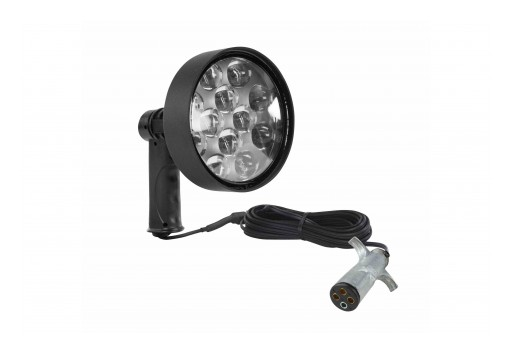 Larson Electronics Releases 36W LED Handheld Spotlight, 10 Million Candlepower, 3200 Lumens