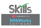 Skills for Autism and NPAWorks logos