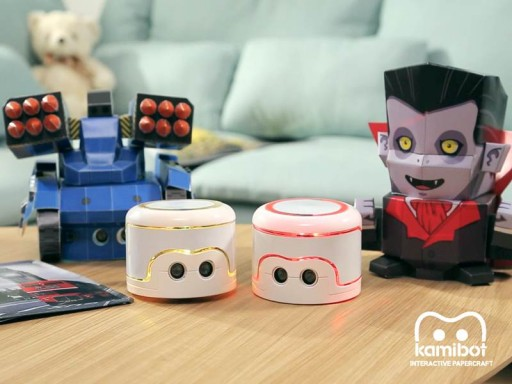 Kamibot Teaches Kids to Code… Isn't Boring!