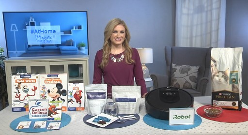 Cheryl Nelson Shares Her Home Essentials and Preparedness Tips With Tips on TV Blog