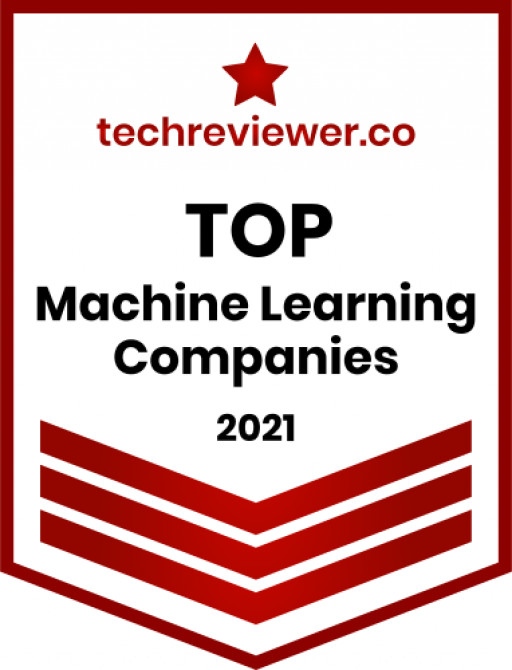 AI Superior is Recognized by Techreviewer as a  Top Machine Learning Company in 2021
