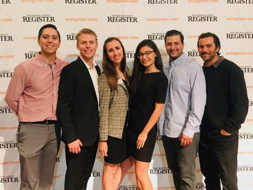 Local Irvine Business Receives Best Solar Contractor Award