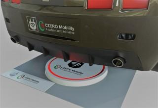 CZero wireless charger
