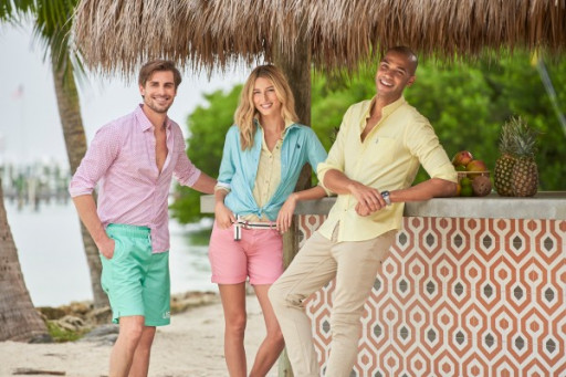 U.S. Polo Assn. Launches Global Spring 2021 Collection From Key Largo, Florida