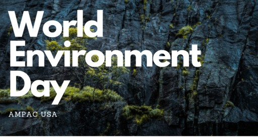 AMPAC USA Reiterates the Need to Save Water on World Environment Day