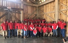 Team Picture of Rio Grande Fence Co. of Nashville Employees