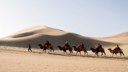 UHNWIs Discover Silk Road Through Cross-Continent Private Jet Vacation