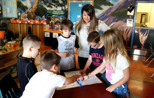 Parents Flock to Children's Learning Adventure® as Strikes Continue