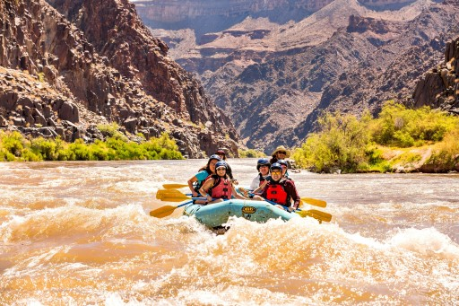 Hualapai River Runners to Relaunch Grand Canyon Whitewater Rafting on June 8; Announces Brand New Tours and Equipment Rentals