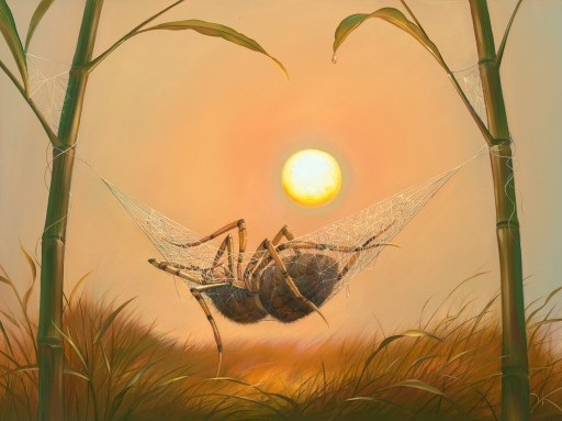 Vladimir Kush Presents his New Release 'In a Web of Bliss'