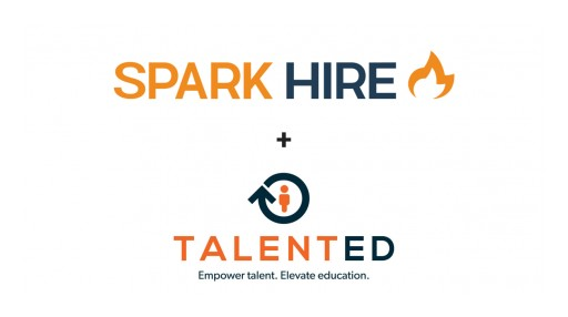 Spark Hire and TalentEd Launch Integration to Make Automated Video Interviews a Standard in K-12 Education Hiring