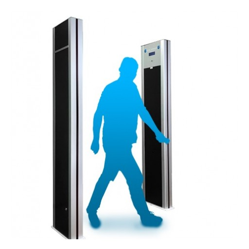 Metal Defender Releases Patent Pending Walk Through Metal Detector