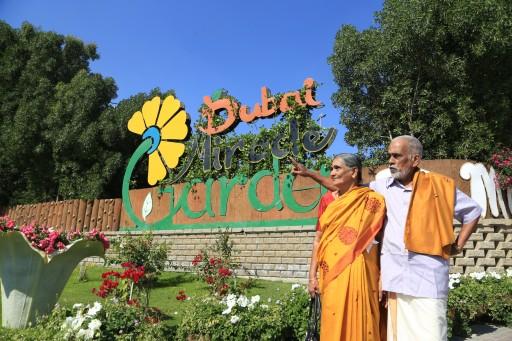 Arooha Tours Sponsored Tea Seller to Visit Dubai