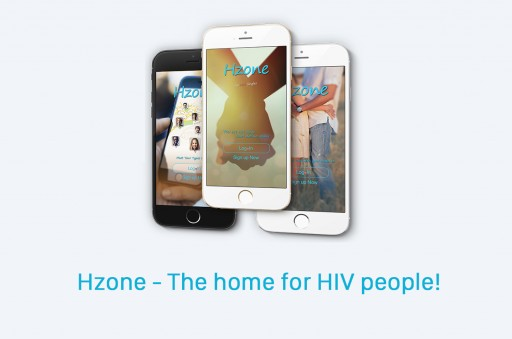 Hzone App Aimed at Helping HIV-Infected People Find True Love and Emotional Support