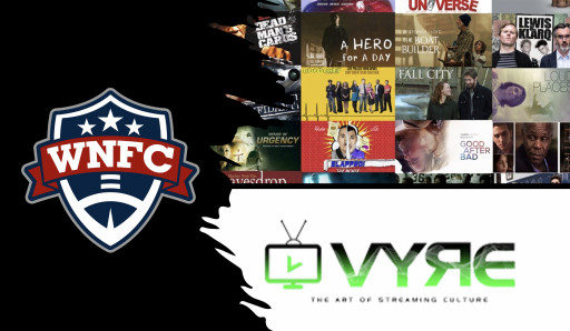 Vyre Network and WNFC Finalize Historic 7 Figure Multi-Year Exclusive Media Rights Deal