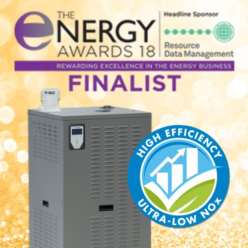 DriSteem's LX Series Condensing Gas-Fired Humidifier Selected as Finalist for 2018 Energy Awards
