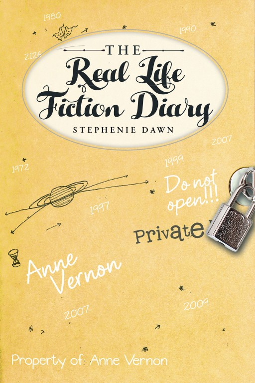 Stephenie Dawn's New Book 'The Real Life Fiction Diary' is an Engaging Story About an Ordinary Single Mom With a Shocking Secret, and a Very Complicated Life